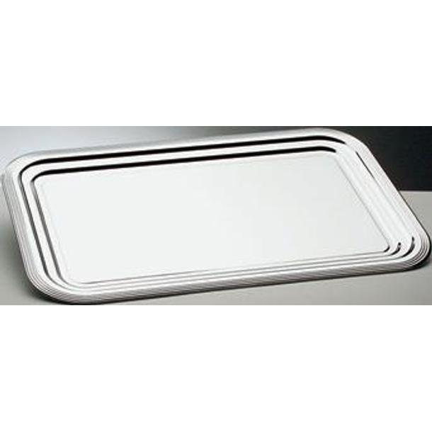 BANDEJA RECTANGULAR 1/1 LISA INOX