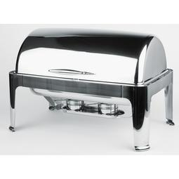 CHAFING DISH GN 1/1 COM ROLLTOP ELITE 9LITROS