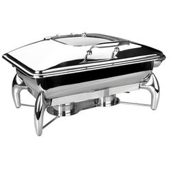 CHAFING DISH LUXE GASTRONORM 25x47x59,5CM
