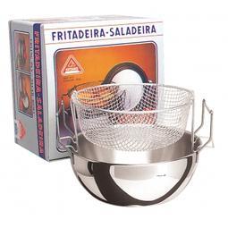 FRITADEIRA OU SALADEIRA 24CM COM FUNDO TERMICO 2,8LITROS ARTAME