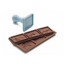 SET PARA BOLACHAS CHOCOLATE