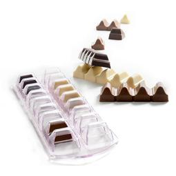 MOLDE CHOCOLATE BARRA CHOCOBAR 750900 IBILI
