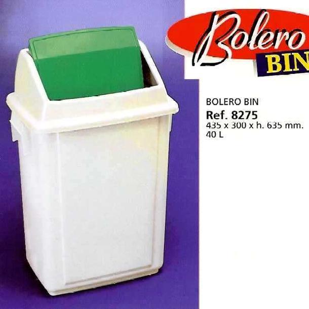 BALDE 40LT.BOLERO BIN