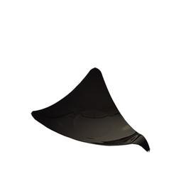 CAIXA 50 TIGELAS FINGERFOOD TRIANG. 7,7*9,5*9,5CM NEGRO
