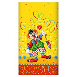 TOALHA PAPEL DECOR 120*180CM CLOWN