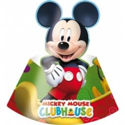 6 CHAPÉUS MICKEY CLUB 99688