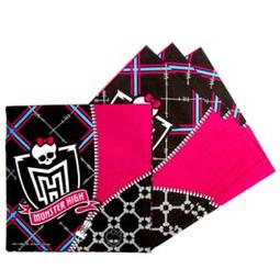 CONJ. 20 GUARDANAPOS MONSTER HIGH