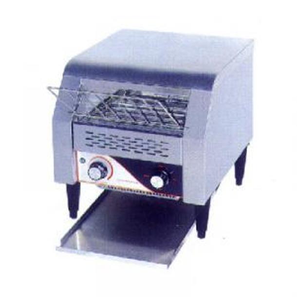 TORRADEIRA COM GRELHA ROTATIVA TT-300