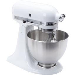 BATED. CLASSIC 4,3LT BRANCA 101K45SSEWH KITCHEN AID