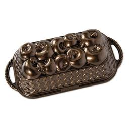 FORMA APPLE BASKET LOAF PAN 92548 NORDIC WARE