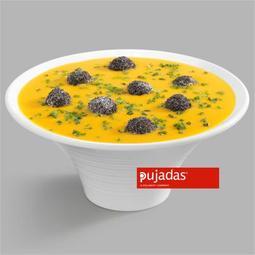 SALADEIRA REDONDA 25*10CM MELAMINA P22172