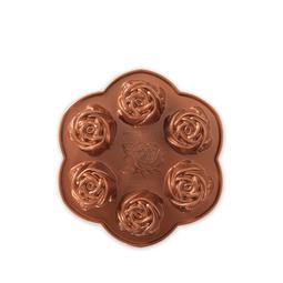 FORMA ROSEBUD CAKE PAN 85148 NORDIC WARE